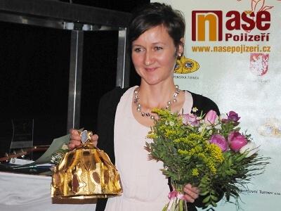 FOTO: V anketě Sportovec Turnova obhájila vítězství Michaela Omová