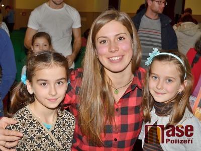 FOTO: Na vyhlášení Sportovce Vrchlabí nechyběli Samková s Kuchařem