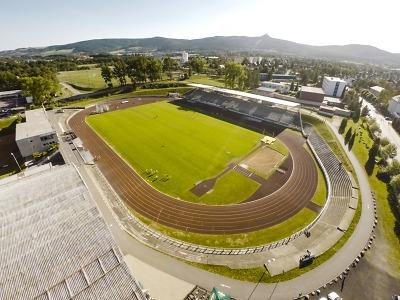 Sport Park Liberec čeká vsobotu rekordní nápor diváků a sportovců