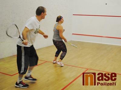 Semilská squashová tour pokračovala třetím dílem, zvítězil Ota Rezler