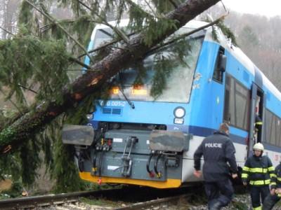 U Železného Brodu opět vykolejil vlak
