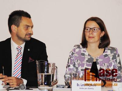 FOTO: Starostkou Semil byla znovu zvolena Lena Mlejnková