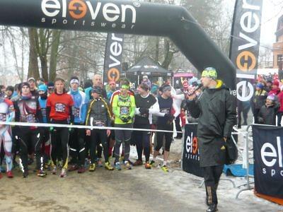 Konec roku oslavilo během kolem tří přehrad téměř 350 běžců