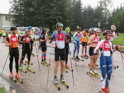 Na kolečkových lyžích pojedou znovu na trase Víchová - Rezek