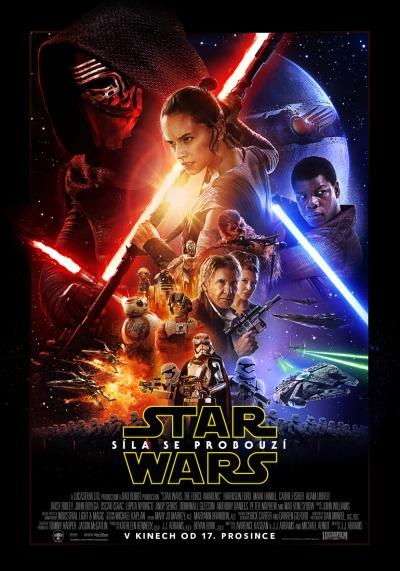 Další díl Star Wars vzbuzuje zájem fanoušků i v Česku