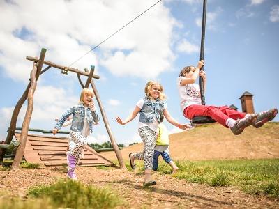 Šťastná země chystá dětský den plný zábavy