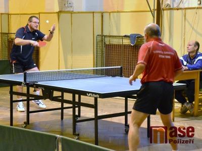FOTO: Stolní tenisté Semil remizovali s Chrastavou a porazili Šenov