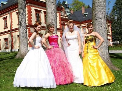 Obrazem: Svatební show v Jilemnici