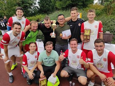 Svatováclavský turnaj v Turnově vyhrál tým FC Zatáčka
