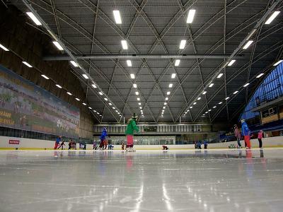 Sport Park Liberec nabízí pro rodiny aktivní Vánoce