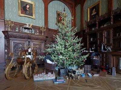 Adventní a vánoční akce 2019 na hradech a zámcích