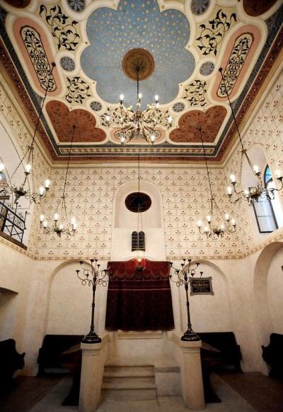 Vzpomínkový lednový program synagogy v Turnově