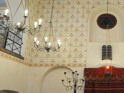 V květnu zahajuje kulturní sezonu turnovská synagoga