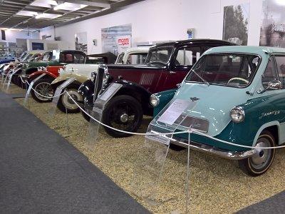 Technické muzeum Liberec se rozroste o Království automobilů