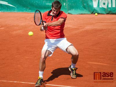 Tenisový turnaj Svijany open 2015 vyvrcholí o víkendu