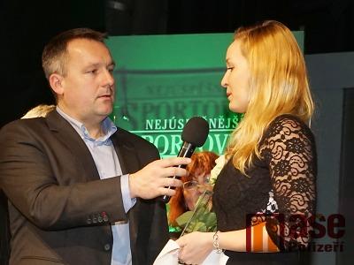 Harrachovská Tereza Kmochová nejlepším hendikepovaným sportovcem