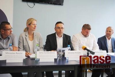 Lídrem Hnutí ANO do komunálních voleb vTurnově je Jaroslav Knížek