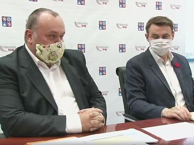 Na kraj nepřišly antigenní testy, mají být přitom hotové do 11. listopadu