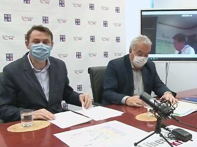 V Libereckém kraji klesl počet aktuálně nakažených za týden o 2 tisíce