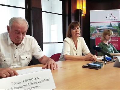 Lidí s koronavirem je v kraji už 81, nejvíc zahraničních dělníků v Liberci