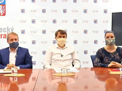 V Libereckém kraji je 103 uzdravených z koronaviru proti 86 nemocným