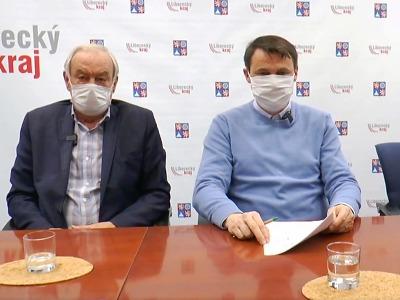 V Libereckém kraji přibylo 12 nakažených, celkem jich je už 34