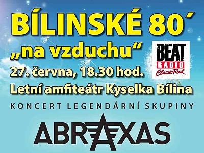 Legenda českého bigbítu vystoupí v pátek v Bílině