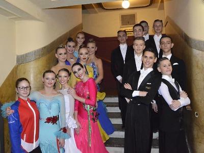 Tanečníci z TK Koškovi obstáli na šampionátu ve standardních tancích