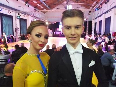 Úspěch libereckých tanečníků Vlčka a Příplatové na světové soutěži