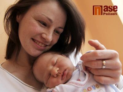 Posledním miminkem z turnovské porodnice je Tomáš Cee