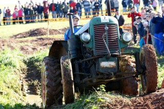 FOTO: Traktory letos naposledy ovládly Příkrý