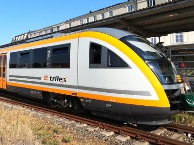 Vlakové spoje na Českolipsku od příštího roku zajistí Die Länderbahn