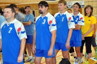 FOTO: Zástupci Semil pátí na volejbalovém turnaji měst