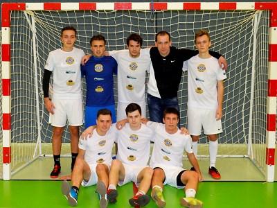 Semilský tým Da Giorgio vyhrál 28. ročník Vánočního turnaje v Lánově