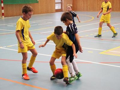 Turnaj mladších přípravek v Jilemnici vyhrál Železný Brod