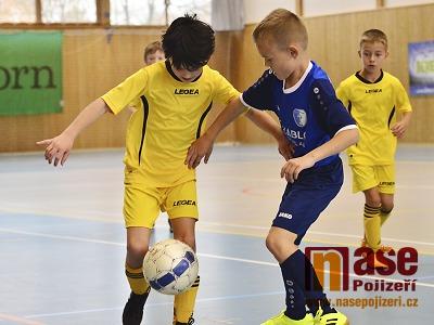 FOTO: Turnaj mladších přípravek v Jilemnici opět vyhrálo Vrchlabí