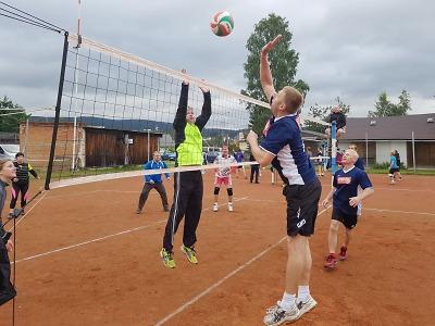 Policejní turnaj ve volejbale v Jablonci vyhrálo družstvo okresu Semily