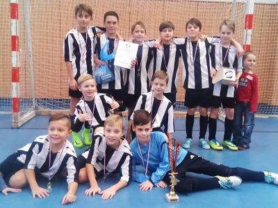 Turnaj přípravek vyhrálo družstvo domácího SK Semily