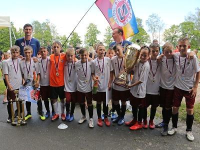 Ohlédnutí za 33. ročníkem turnaje přípravek v Lomnici nad Popelkou