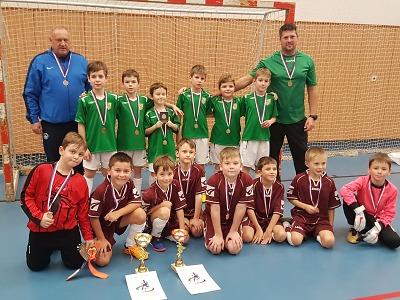 Turnaje mládeže v Semilech vyhrály Lomnice a Rapid Liberec