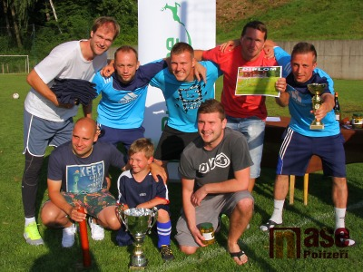 FOTO: Na turnaji ve Slané se radovaly Bozkov a stará garda Lomnice