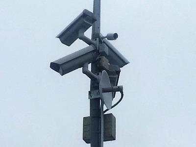 Turnovští strážníci získali dvě nové kamery. Jsou umístěny u haly TSC