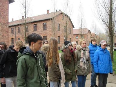 Žáci z turnovské Žižkovky navštívili Osvětim
