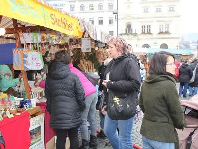 Vánoční trhy v Turnově oslavily třetí advent