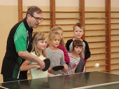 Žáci turnovských škol se seznamují s různými sporty