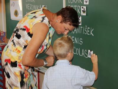 Do 1. ročníků turnovských základních škol se zapsalo 257 dětí