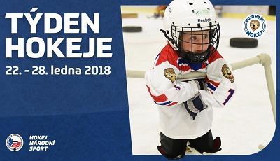 V Turnově i Lomnici pořádají pro děti akci Týden hokeje