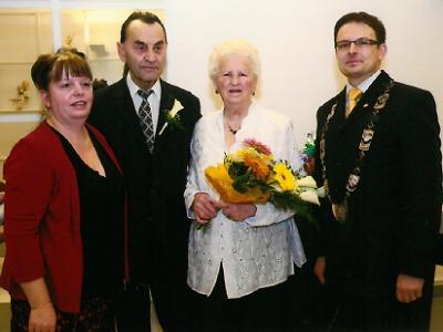 Manželé Liškovi z Turnova oslavili 60 let společného života
