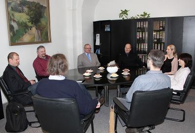 Na turnovské radnici proběhlo setkání s církvemi