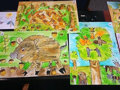 Vyhlašují výtvarnou soutěž pro děti z turnovských mateřských škol